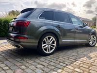 brugt Audi Q7 3,0 TDI 272 HK, Quattro triptronic 7 prs
