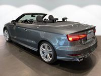 brugt Audi A3 Cabriolet 40 TFSi Limited+ quat S-tr