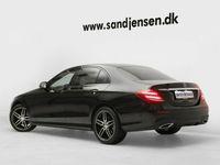 brugt Mercedes E220 2,0 AMG Line aut.