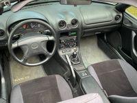 brugt Mazda MX5 1.6 110 HK