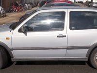 brugt VW Golf III 1,8 CL 3d