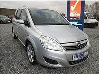 brugt Opel Zafira 1,9 CDTi 120 Enjoy