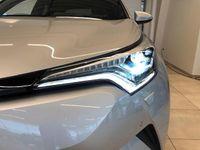 brugt Toyota C-HR 1,8 B/EL Premium Selected Multidrive S 122HK 5d Aut.