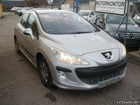 brugt Peugeot 308 1,6 Premium 120HK 5d