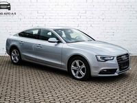 brugt Audi A5 Sportback 3,0 TDI Multitr. 204HK 5d 6g Aut. - Personbil