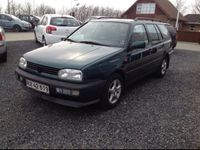 brugt VW Golf III 1,8 Rolling Stone Variant