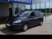 brugt Peugeot 807 2.2 HDI ST 5g 5d