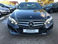brugt Mercedes E350 0 BlueTEC Avantgarde aut. 4-M