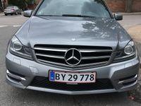brugt Mercedes C220 CDI AMG Line