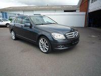 brugt Mercedes C320 3,0 CDi Avantgarde st.car aut.