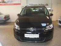 brugt VW Touran 1,6 TDI BMT Comfortline 105HK 6g
