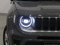 brugt Jeep Renegade 1,3 Turbo Limited DCT 150HK 5d 6g Aut.