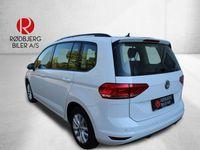 brugt VW Touran 1,6 TDi 115 Comfortline DSG