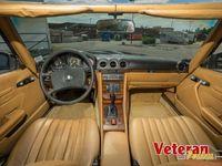 brugt Mercedes SL380 Mercedes-Benz 380SL