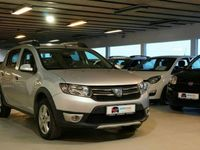 brugt Dacia Sandero 1,5 DCi Stepway Prestige 90HK 5d