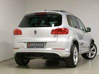 brugt VW Tiguan 1,4 TSi 160 R-line 4M