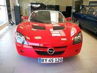 brugt Opel Speedster 2,2 147HK Cabr.