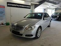 brugt Mercedes E250 2,2 CDI BlueEfficiency 204HK Aut.