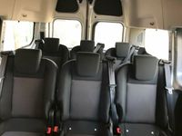 brugt Ford Custom TransitKombi 320S 2,0 TDCi 105 Ambiente