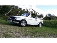brugt VW Golf Cabriolet Cabriolet 1,6