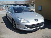 gebraucht Peugeot 407 Coupe 2,2 2d