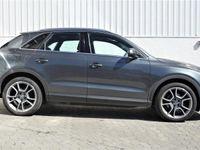brugt Audi Q3 2,0 TDI S-line Quat S Tron 177HK 5d