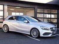 brugt Mercedes A200 1,6 Edition 7G-DCT 156HK 5d 7g Aut.