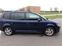 brugt VW Touran 2.0 140 HK Comfortline