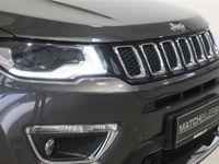 brugt Jeep Compass 2,0 MJT Limited AWD 170HK 5d 9g Aut.