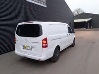 brugt Mercedes Vito 119 Lang 2,1 Bluetec 190HK Van 7g Aut. 2015
