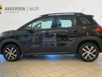 brugt Citroën C3 Aircross 1,2 PureTech Iconic 110HK 5d 6g