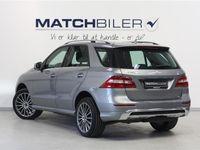 brugt Mercedes ML350 3,0 Bluetec 4-Matic 7G-Tronic Plus 258HK 5d 7g Aut.