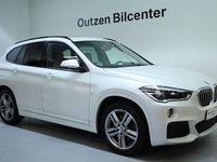 brugt BMW X1 2,0 xDrive20d M-Sport aut.