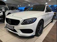 brugt Mercedes C450 AMG 3,0