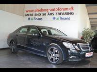 brugt Mercedes E350 3,0 CDi Avantgarde aut. BE 4d