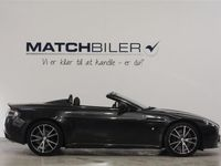 brugt Aston Martin V8 Vantage 4,7S 437HK Cabr.