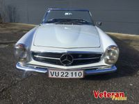 brugt Mercedes 230 SL Aut
