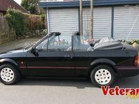 gebraucht Ford Escort Cabriolet XR3i mkIV