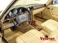 brugt Mercedes 560 SL Automatik