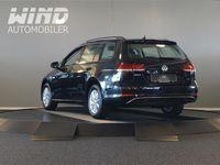 brugt VW Golf Variant 1,6 TDI SCR Comfortline 115HK Stc