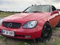 brugt Mercedes SLK230 2,3 230