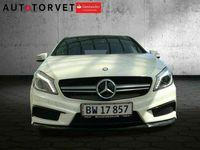 brugt Mercedes A45 AMG 2,0 AMG aut. 4-M
