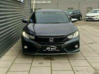 brugt Honda Civic 1,6 i-DTEC Prestige