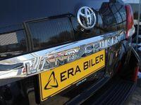 brugt Toyota Land Cruiser 4,5 V8 D4-D 4x4 286HK Van Aut.