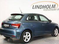 brugt Audi A1 Sportback 1,6 TDi 116 Sport S-tr.