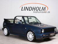 brugt VW Golf Cabriolet I 1,8