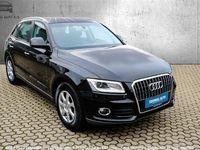 brugt Audi Q5 2,0 TDI 150HK 5d 6g - Personbil - sort