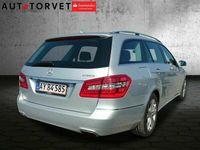 brugt Mercedes E300 2 BlueTEC Hybrid Avantg. stc aut