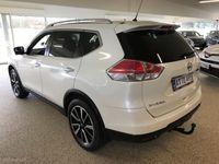gebraucht Nissan X-Trail 1,6 DCi Tekna 4x2 130HK 5d 6g