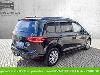 brugt VW Touran 2,0 TDI BMT SCR Comfortline DSG 150HK 7g Aut. - Personbil - sortmetal - 7 pers.